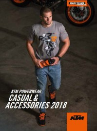 Catalogue KTM Powerwear 2018