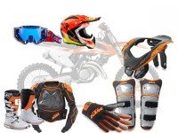 KTM OFFROAD EQUIPMENT