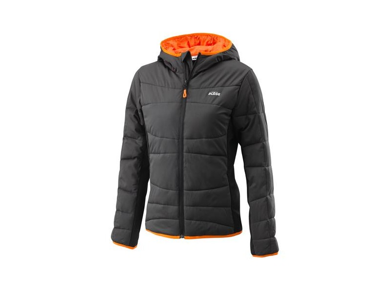 KTM GIRLS PADDED JACKET 17