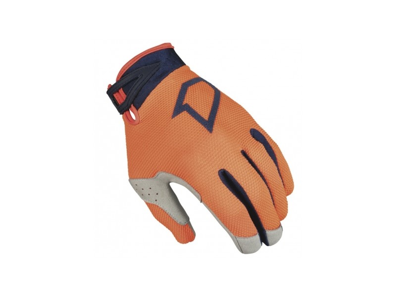 FIRSTRACING- GANTS DATA 2017 orange