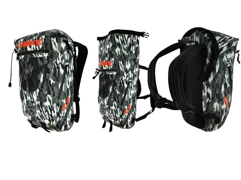 3f8c6b81d7 SACS UBIKE : Sac à dos Easy Pack + camouflage