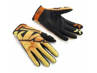 KTM gravity fx gloves orange