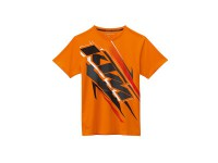 KTM-BIG MX TEE ORANGE