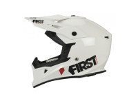 FIRSTRACING- CASQUE T3 Blanc 2017