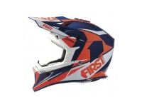 FIRSTRACING- CASQUE T3 ORANGE 2017