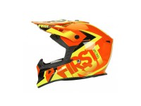 FIRSTRACING- CASQUE T3 ORANGE 2016