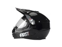 FIRSTRACING- CASQUE MATRIX Noir