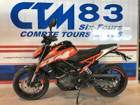 KTM 125 DUKE ABS ORANGE 2017 1001 KM