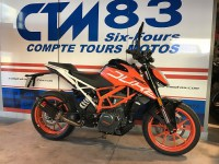 KTM 390 DUKE Orange 2017 OCCASION