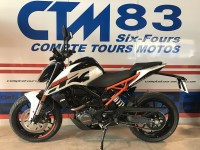 KTM 125 DUKE ORANGE 2011 63000 KM