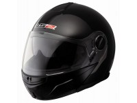 LS2 Casque Ride Matt Black