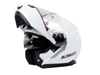 LS2 Casque Ride Gloss White