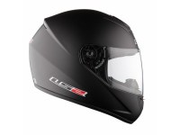 LS2 Casque FF396 FT2 Single Mono Matt Black
