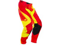 FIRSTRACING- PANTALON MX SCAN ROUGE