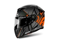 AIROH CASQUE GP 500 ORANGE MATT