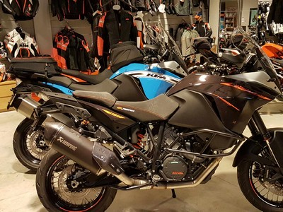 adventure 1190 ktm customisée by CTM 83