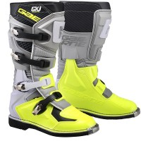 KIDS BOTTES GAERNE GX-J GREY YELLOW FLUO