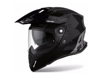 AIROH CASQUE COMMANDER FULL CARBON GLOSS