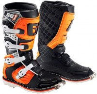 KIDS BOTTES SG-J ORANGE